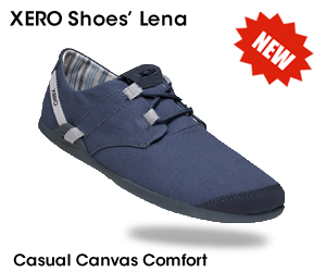 Xero Shoes - Lena - casual canvas comfort shoe for women