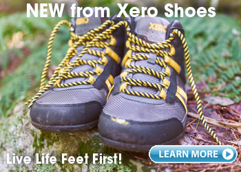 DayLite Hiker - Lightweight minimalist hiking boot from Xero Shoes