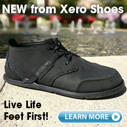 Coalton - a NEW zero-drop minimalist boot from Xero Shoes