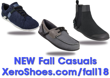 Xero Shoes Casual Minimalist Zero Drop Barefoot shoes