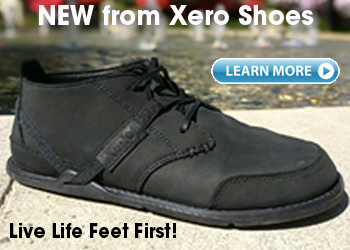 Coalton - Zero Drop Casual Chukka boot from Xero Shoes