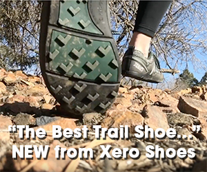TerraFlex Trail Running and Hiking Shoe