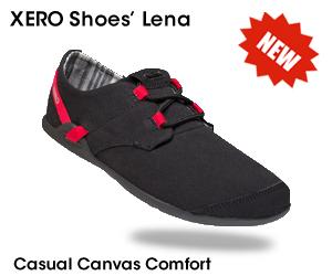 Xero Shoes new Lena -- minimalist casual comfort for women